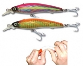Duel LiveBait Real Minnow