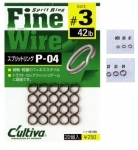 Owner Split Ring Fine Wire